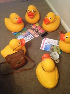 Big duck carnival meeting
