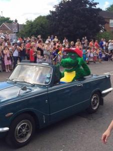 Carni Croc Parade 2015