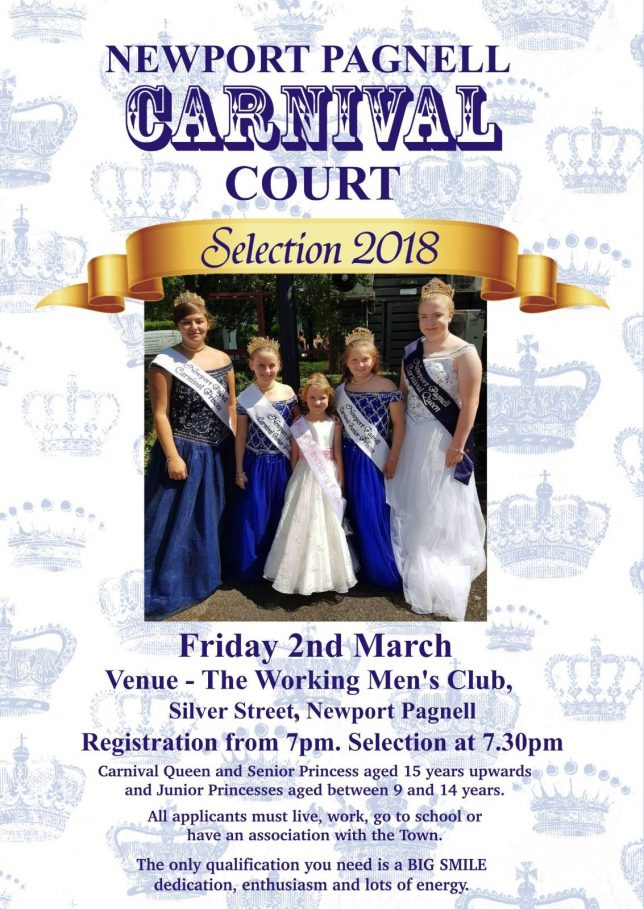 Your Carriage Awaits: Carnival Court Selection Evening 2018